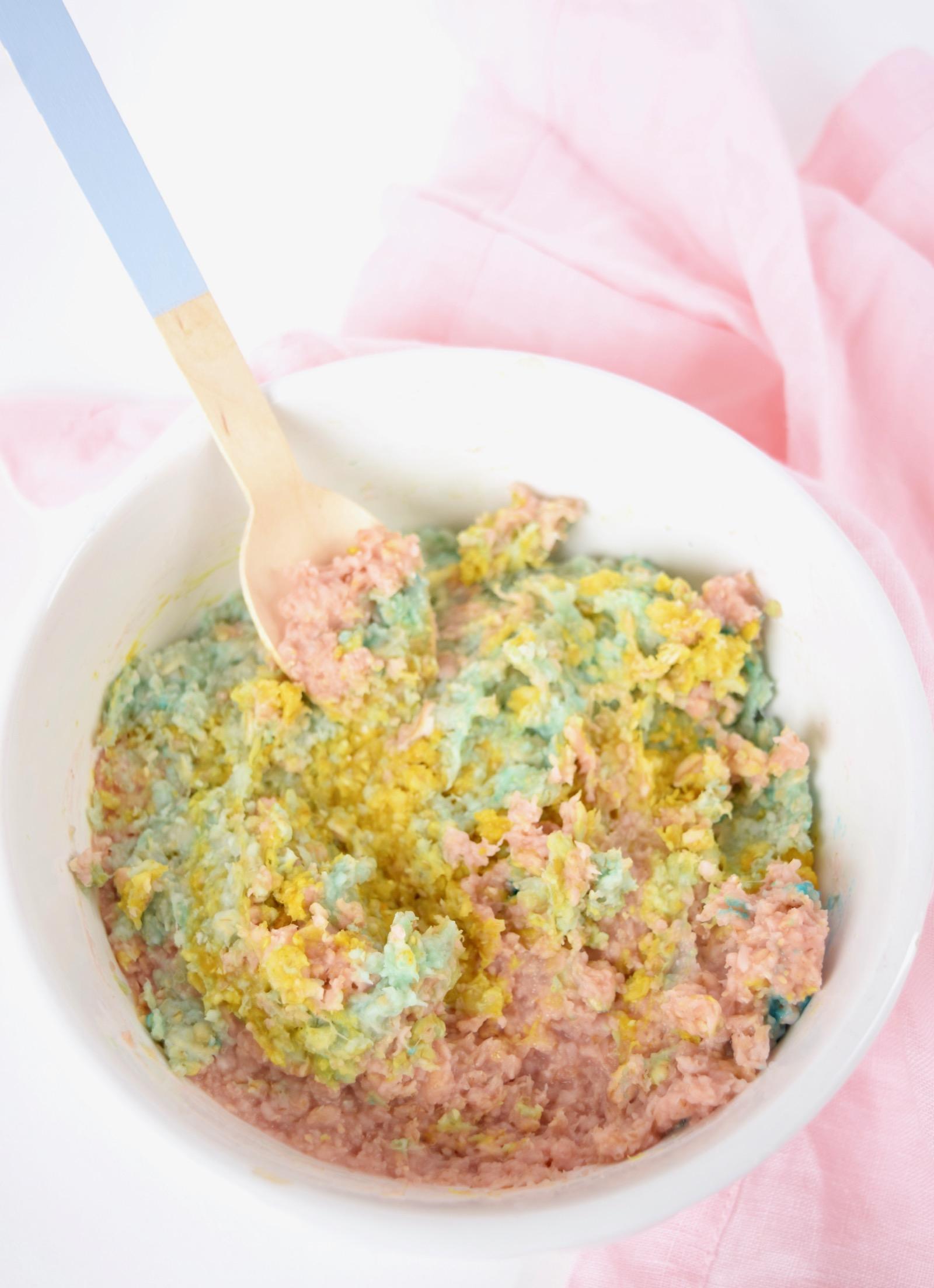 Unicorn Oatmeal Recipe