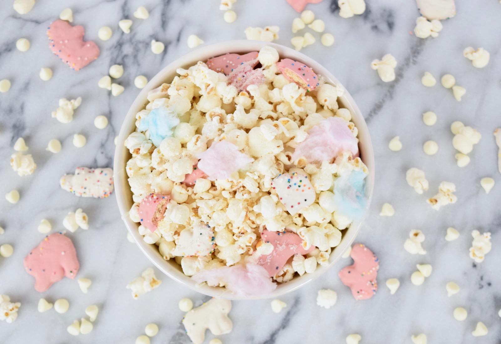 Circus Popcorn Recipe