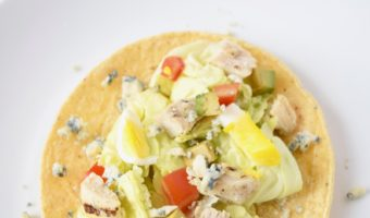 Cobb Salad Tacos Recipe