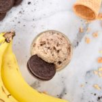 1 Step Vegan Cookies & Cream Ice Cream Recipe