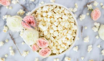 Summer Flower Popcorn Recipe