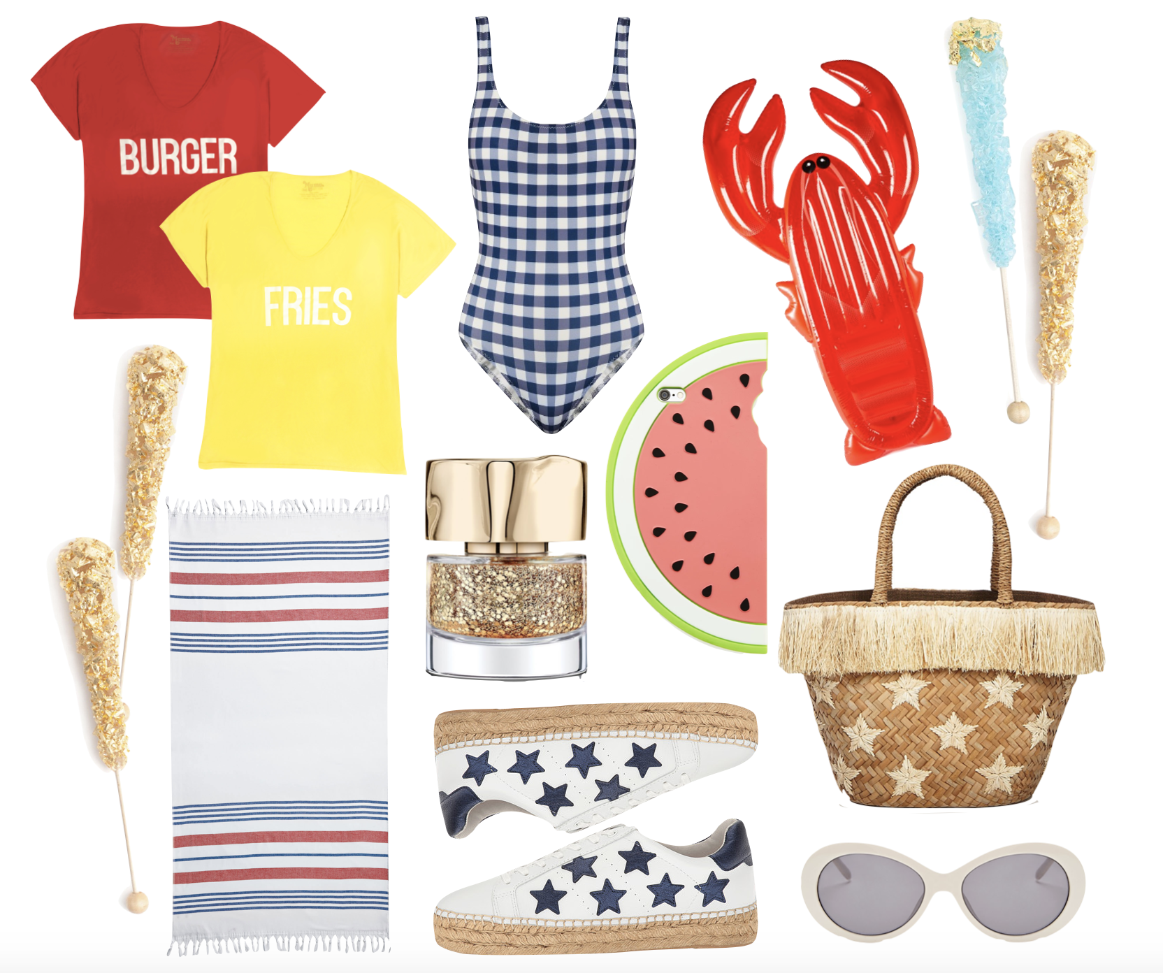 4th of July Essentials