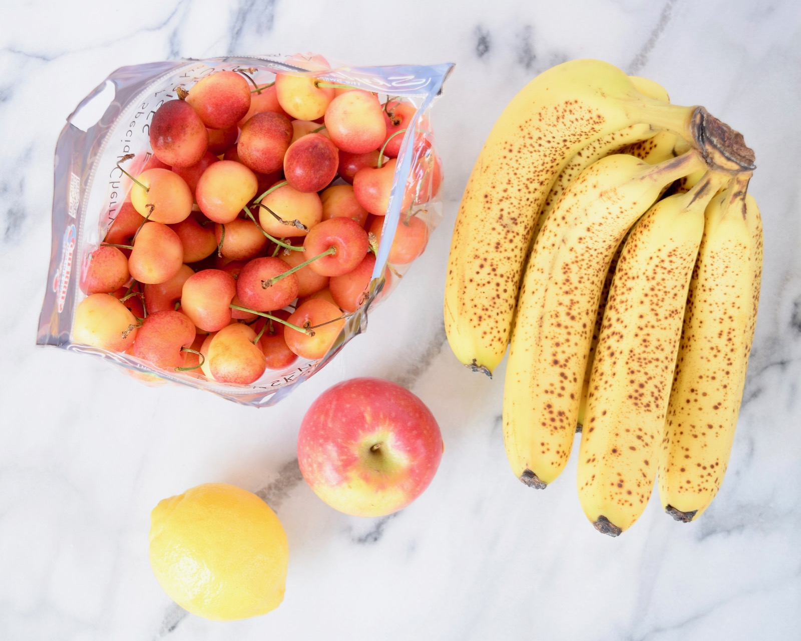 Fruit to buy at the grocery store