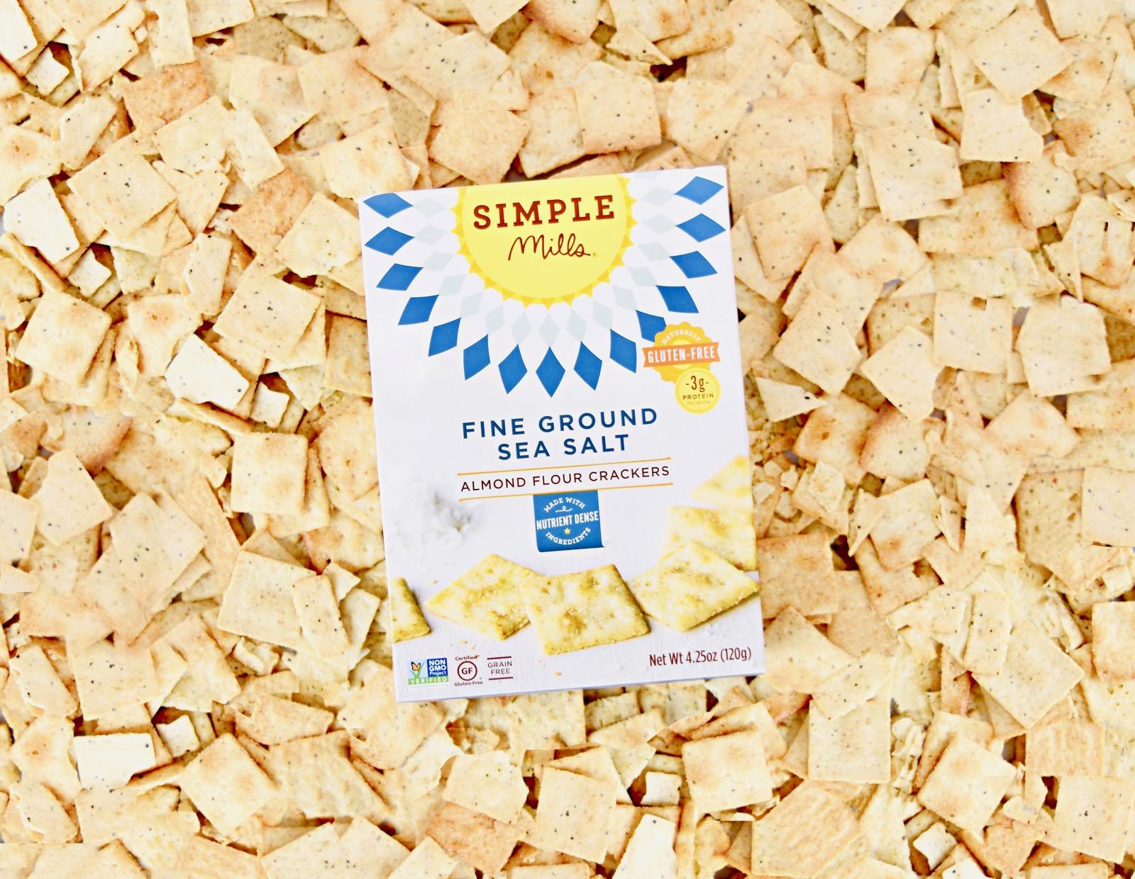 Low Sugar Snacks Simple MIlls