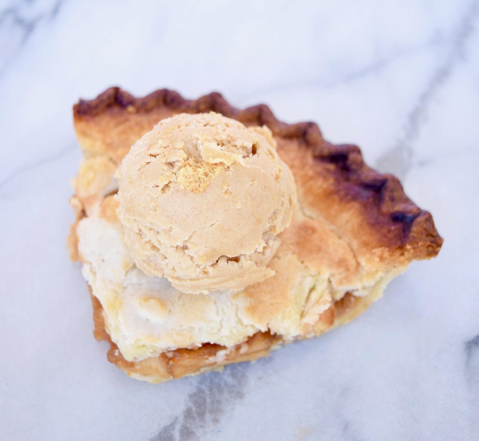 Apple Pie Cookie Dough