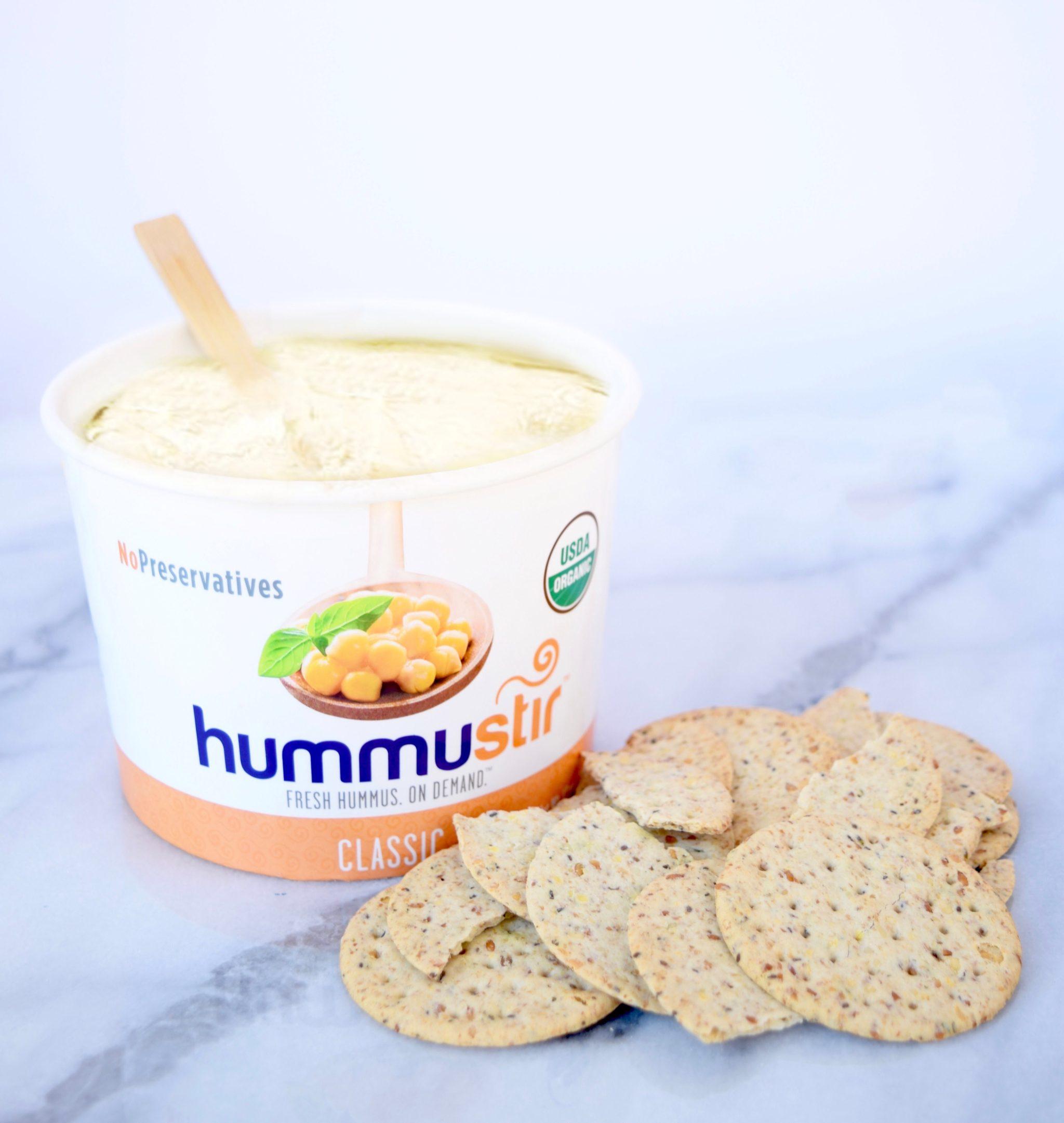 Hummustir Low Sugar Foods