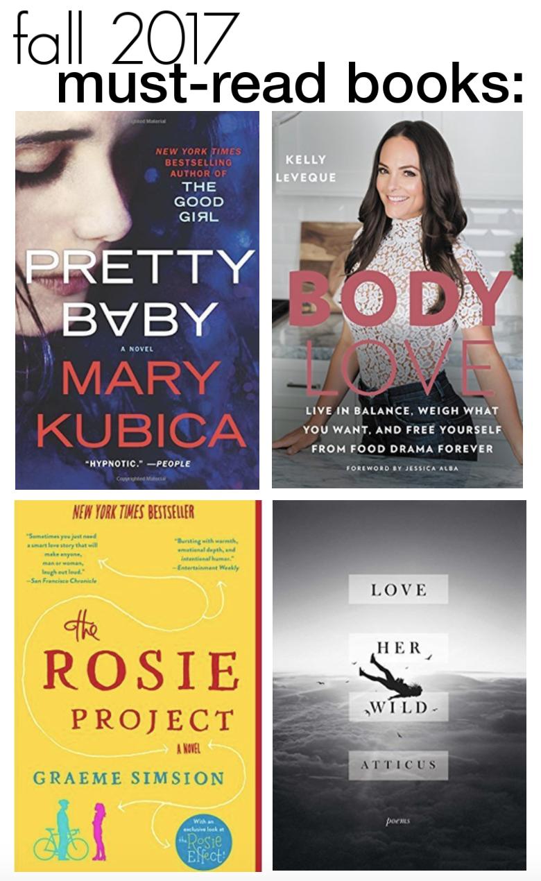 fall 2017 must-read books