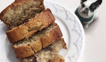 Banana Bread Cake Recipe