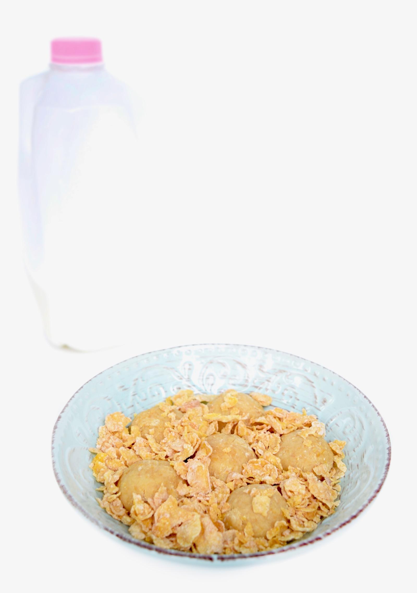 Cereal Milk Bites Recipe