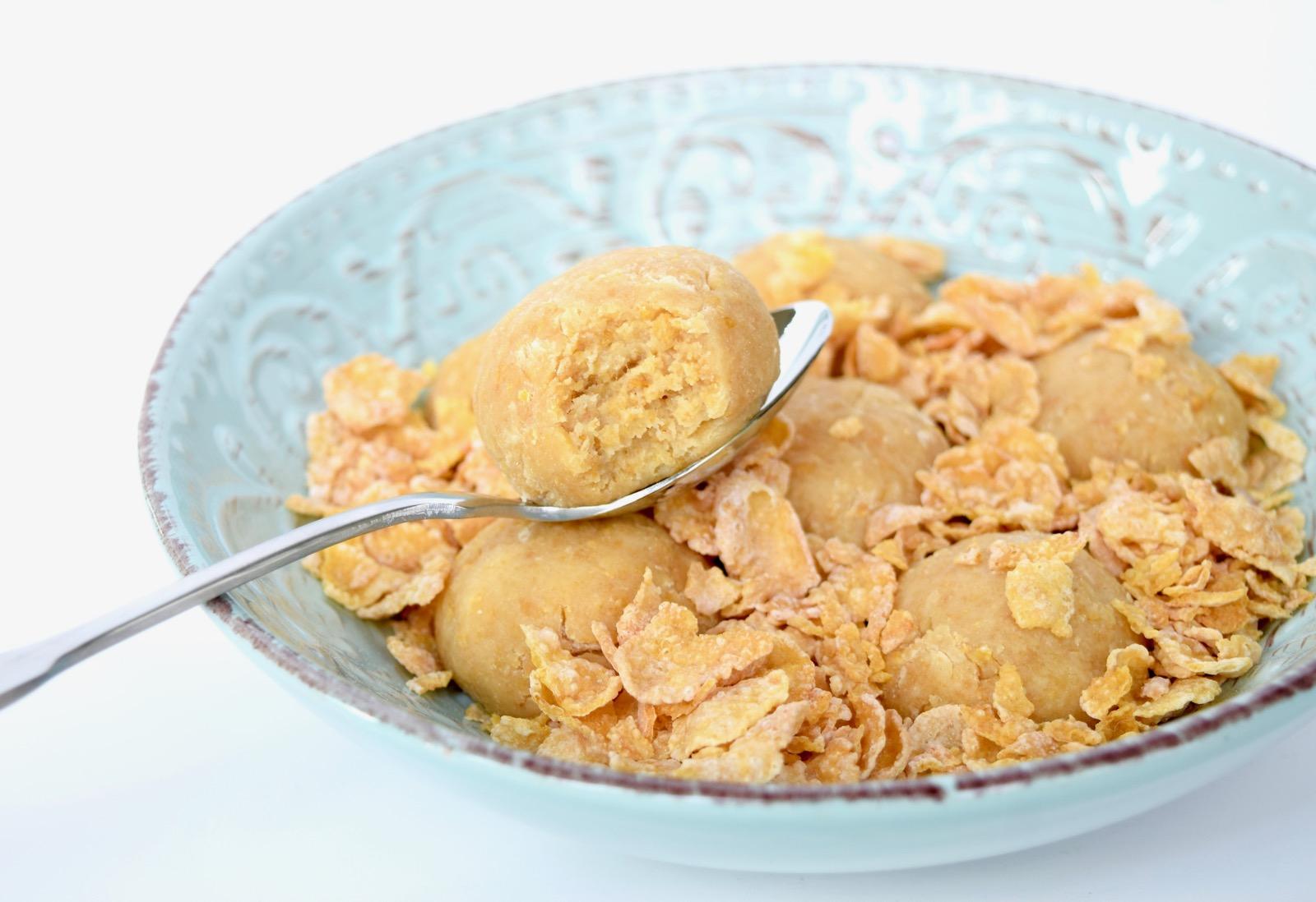 Cereal Milk Truffles Recipe