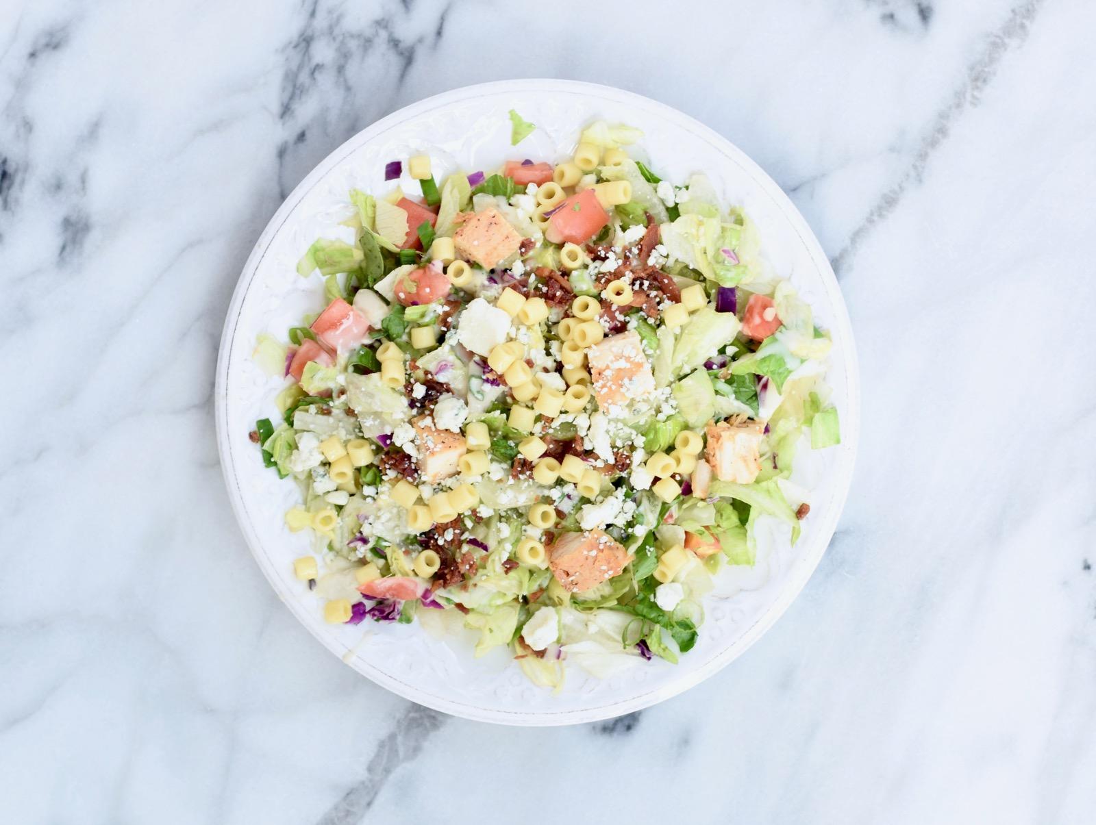 portillos salad chicago