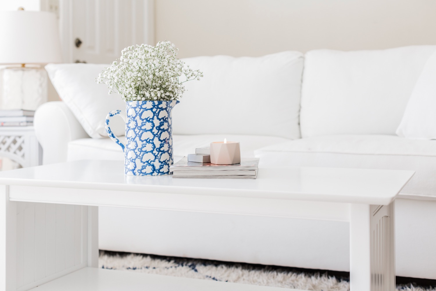 Coziest White Couch Wayfair