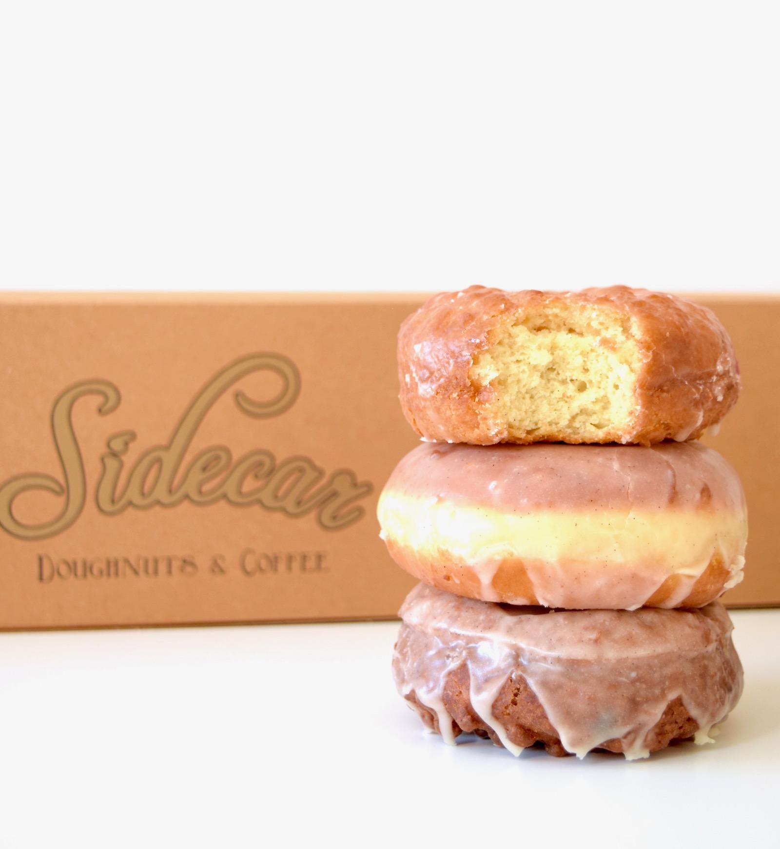 Sidecar Donuts Los Angeles