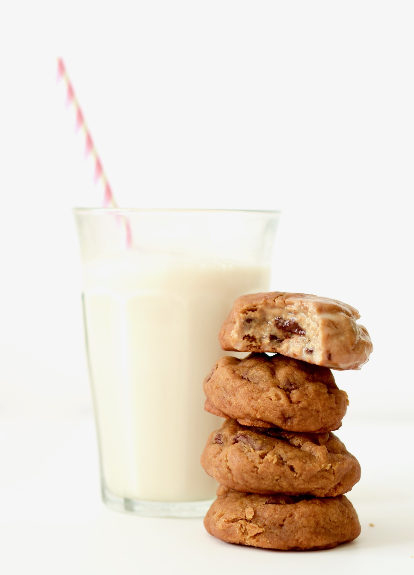 Vegan Chocolate Chip Cookies Recipe Dairy-Free