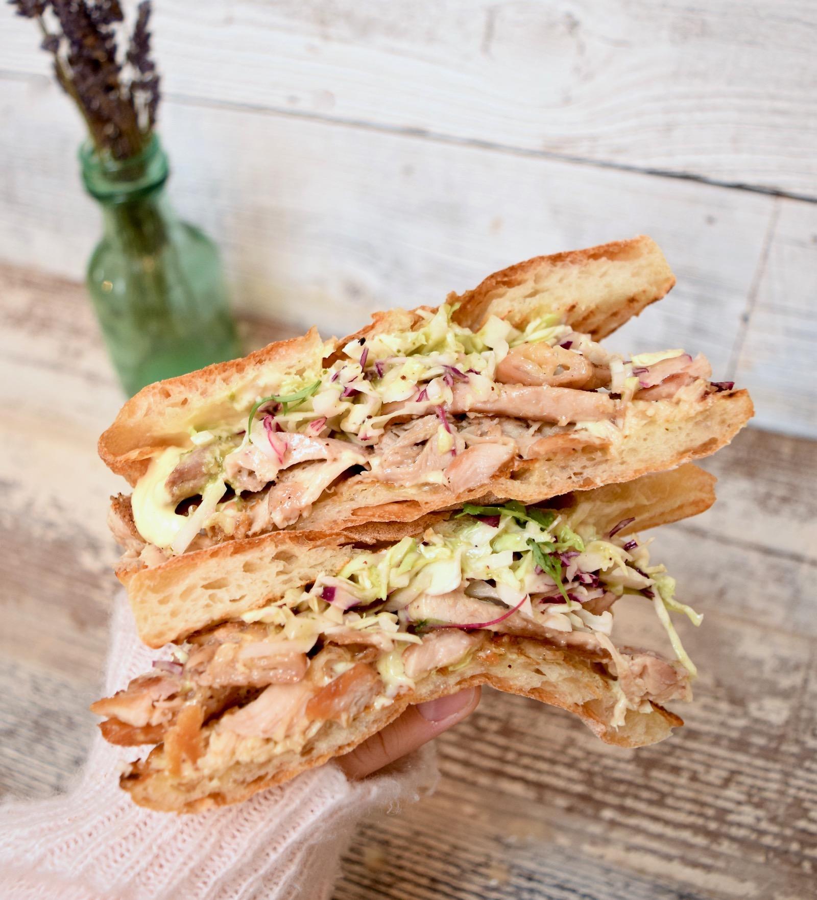 Chicken Sandwich Los Angeles