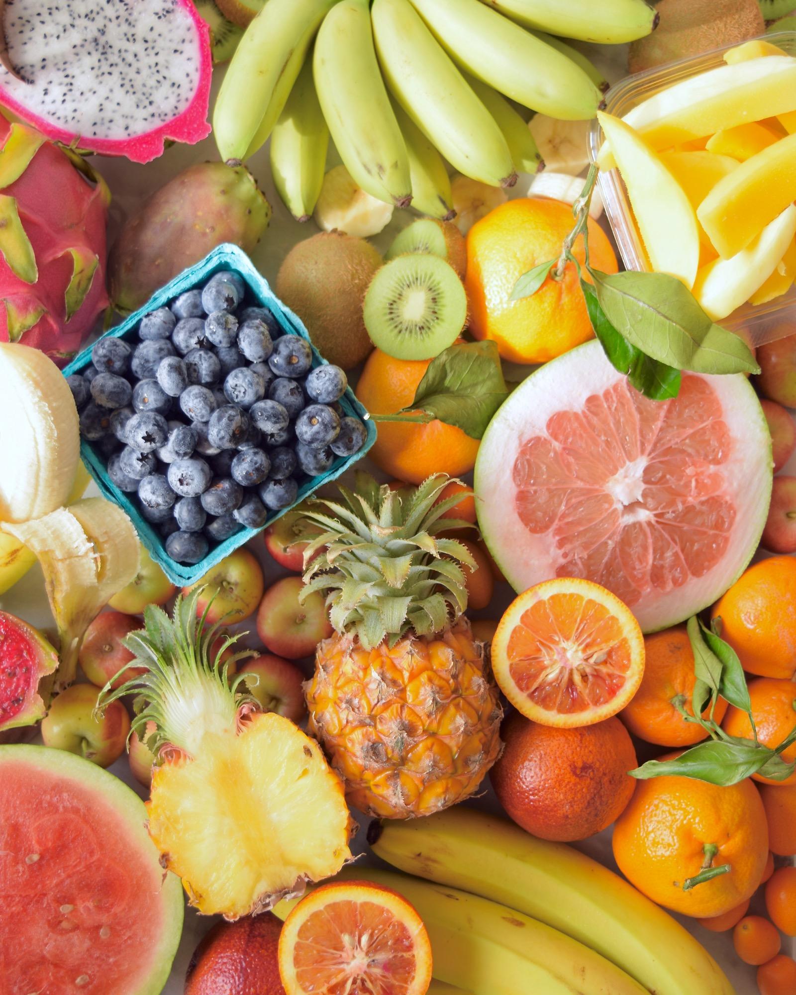 Fruit Platter DIY