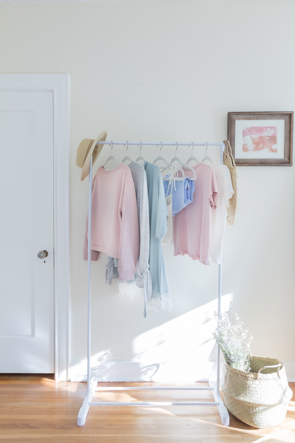How To Style A Clothing Rack