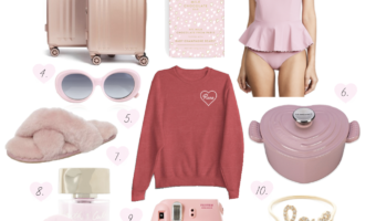 2018 Valentine's Day Gift Guide For Her