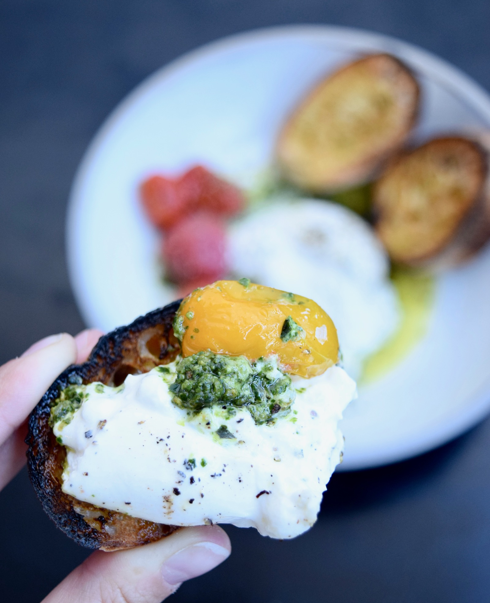 Best Burrata in Los Angeles