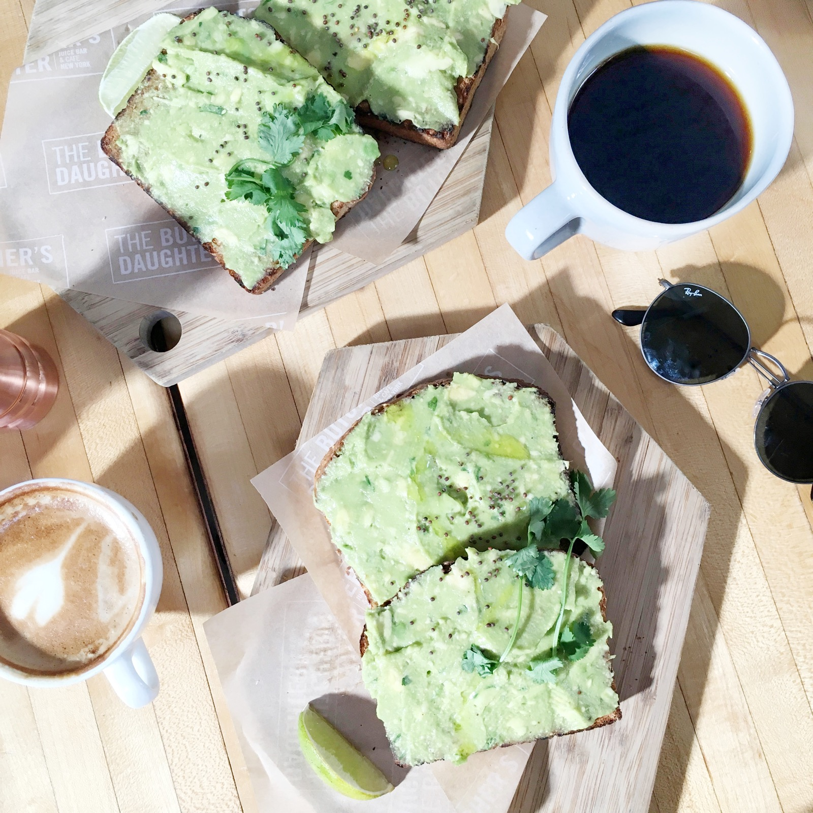 The Best Avocado Toast in Los Angeles