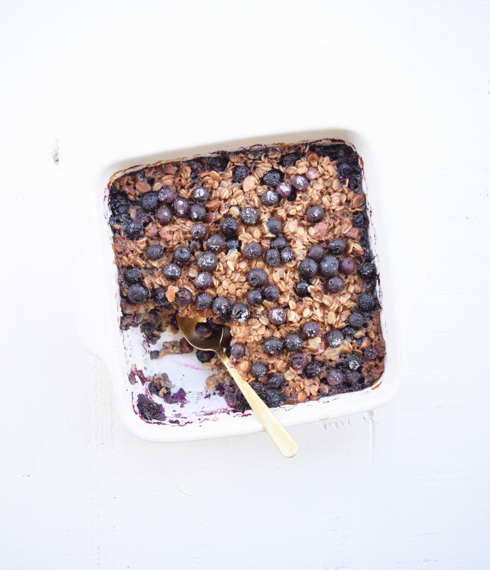 Blueberry Dessert Recipe