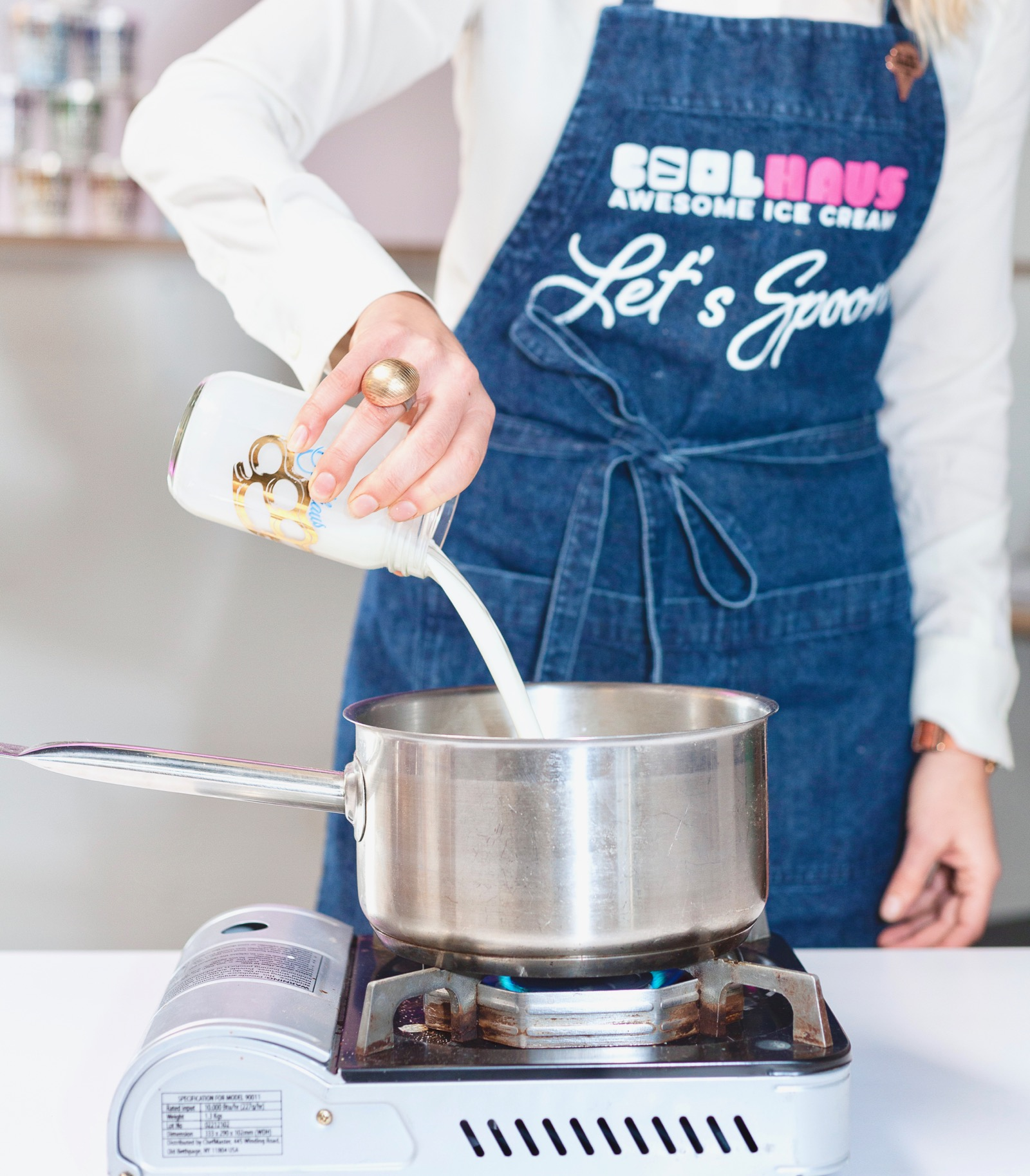 Coolhaus Ice Cream Recipe