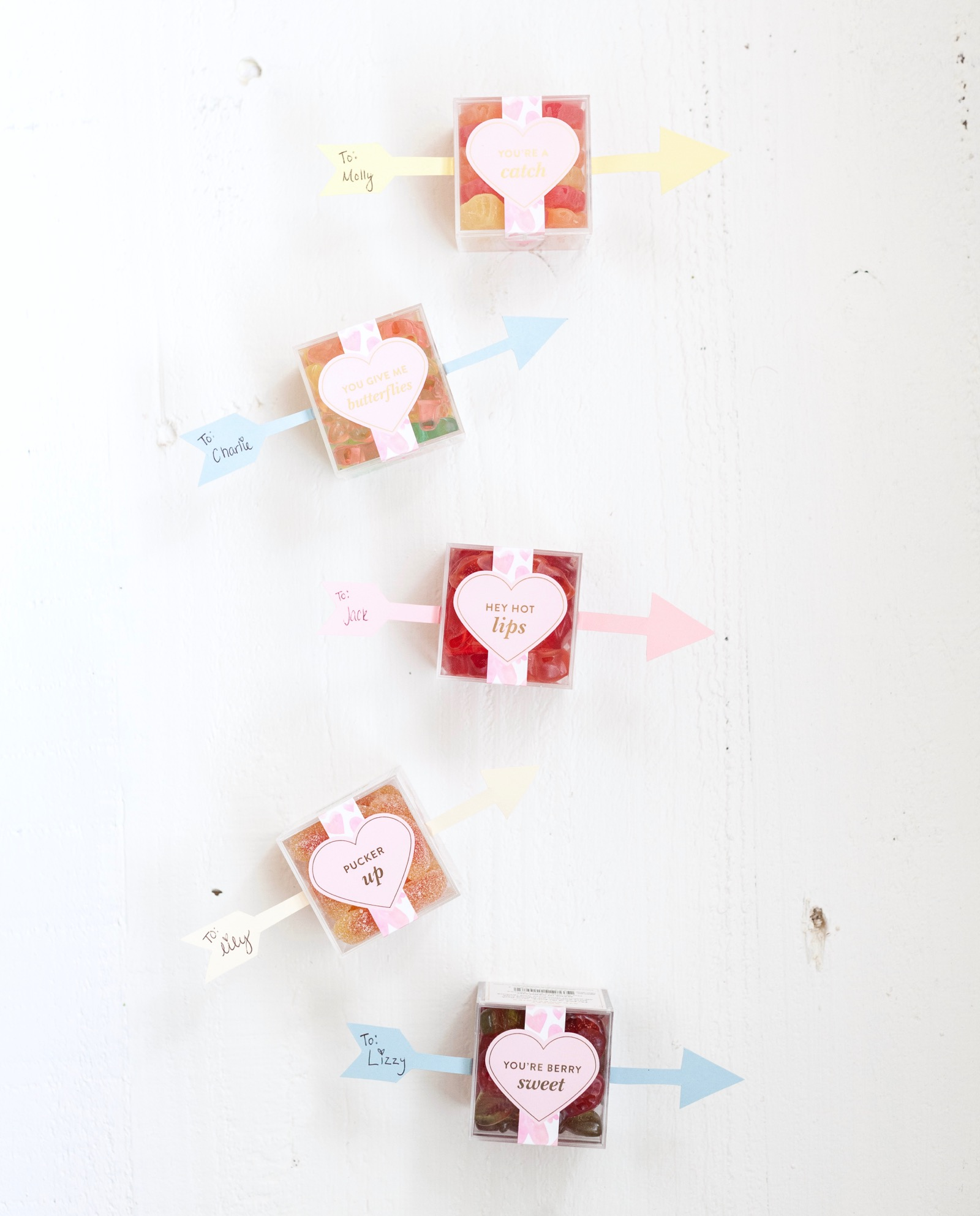 Diy Valentine S Day Gift Box