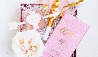 DIY Valentine's Day Gift Box