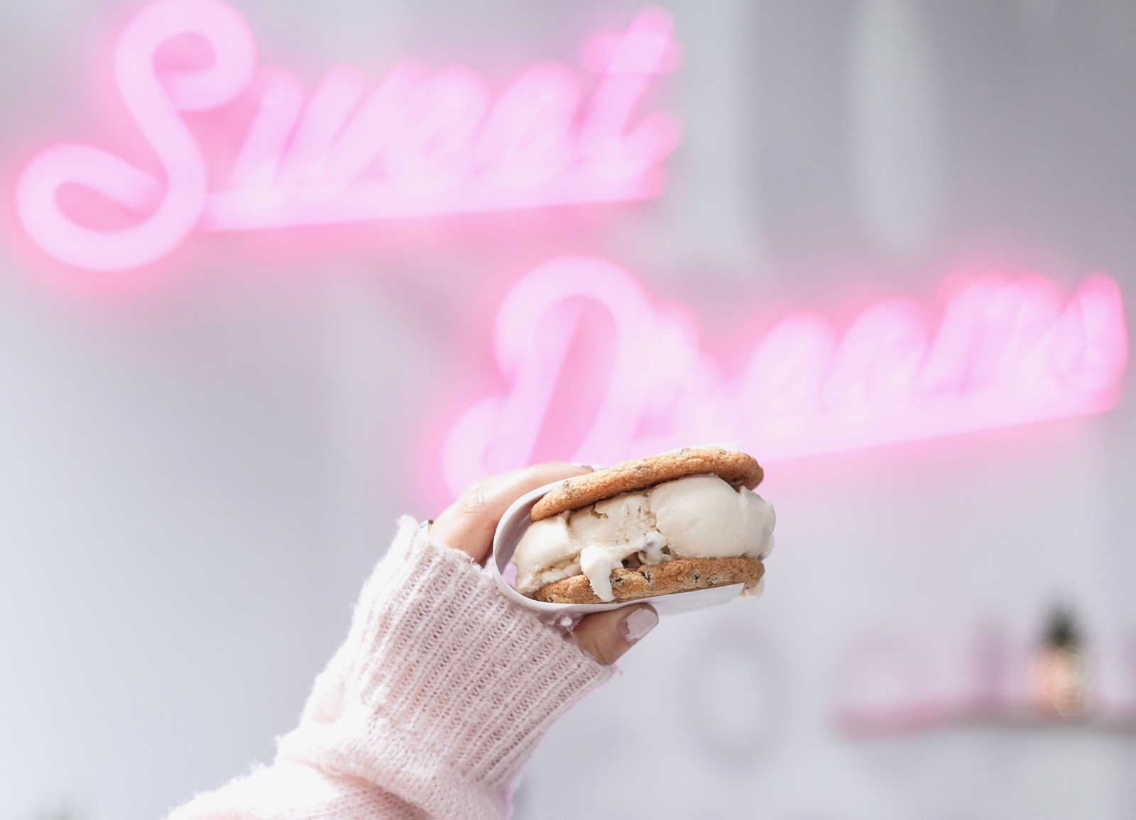 Exclusive Coolhaus Cookie Dough Ice Cream Sandwich Recipe