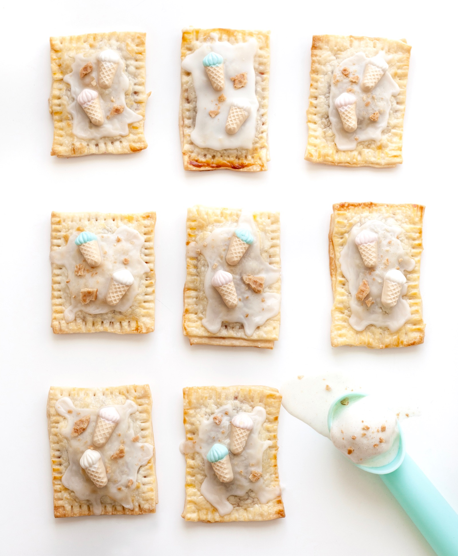 Ice Cream Flavored Pop-Tarts Recipe