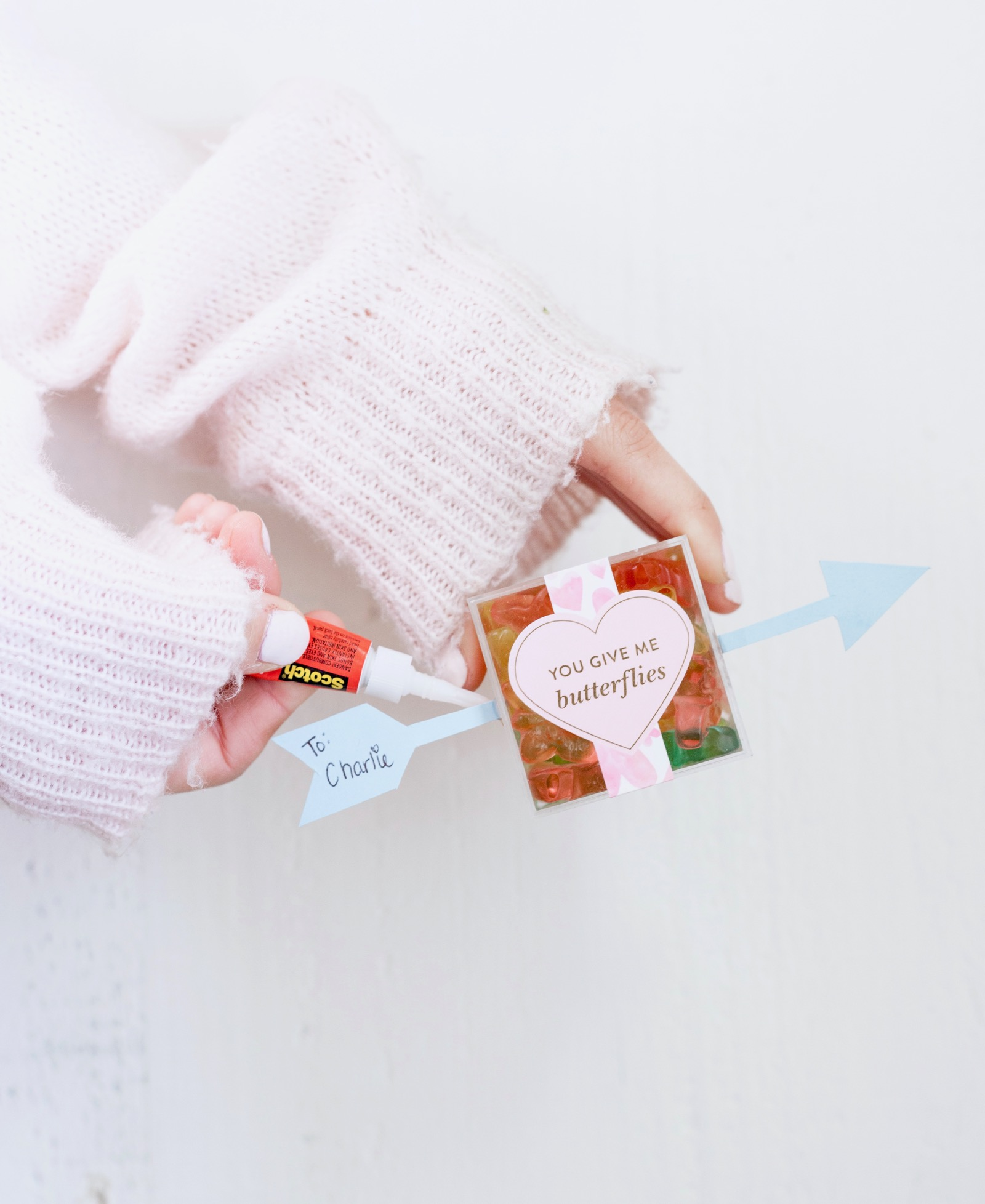 Sugarfina Card DIY