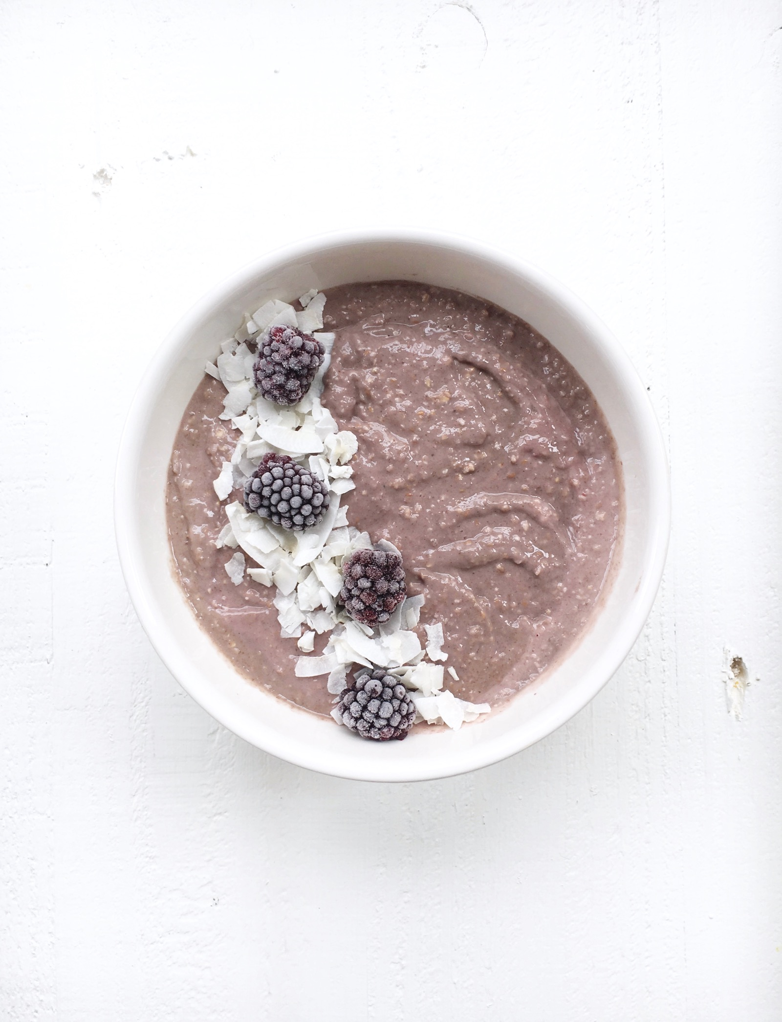 Be Well By Kelly collagen smoothie bowl