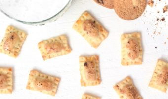 Cookie Dough Stuffed Mini Pop-Tarts Recipe