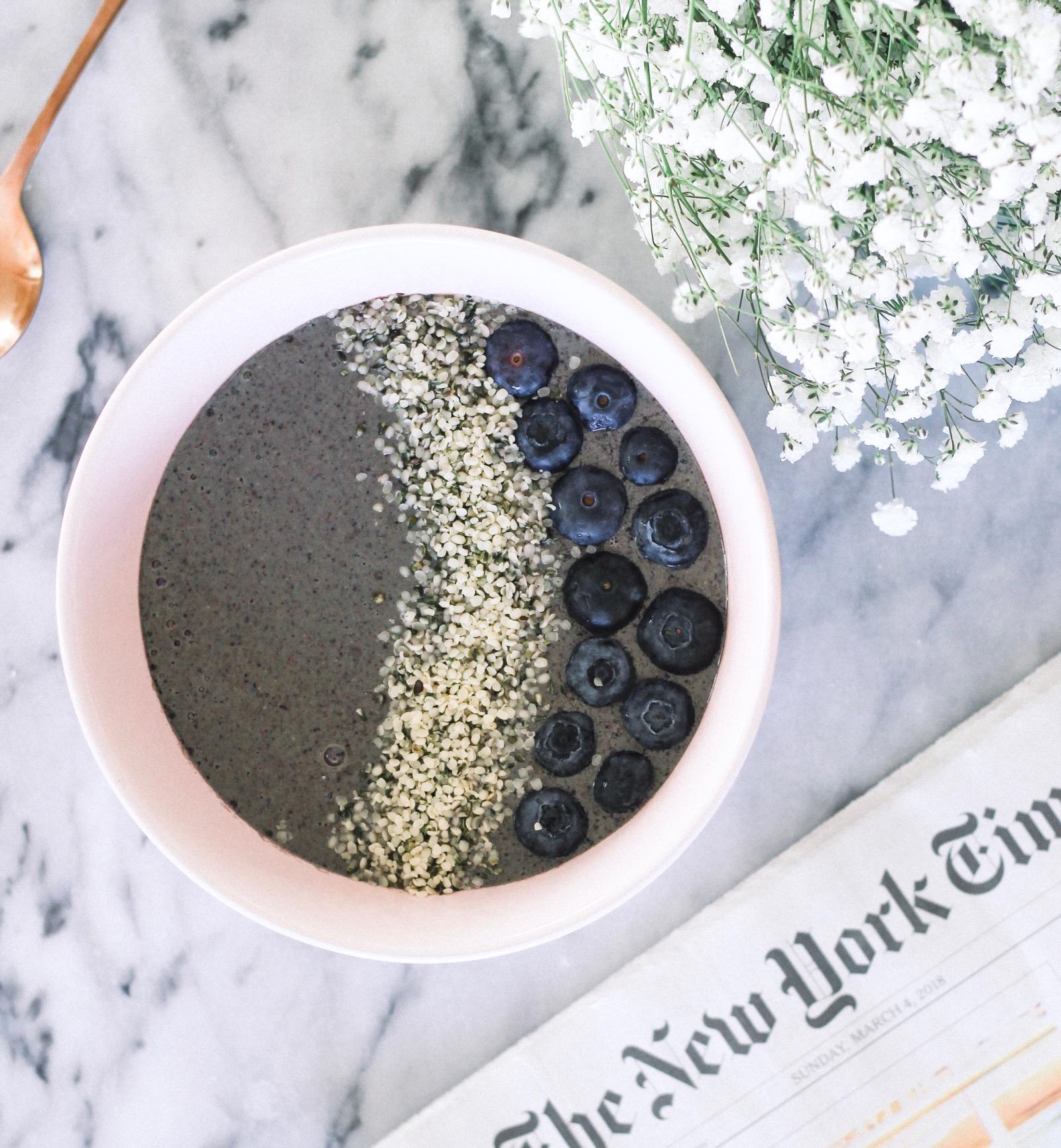 Fab 4 Smoothie Bowl Recipe