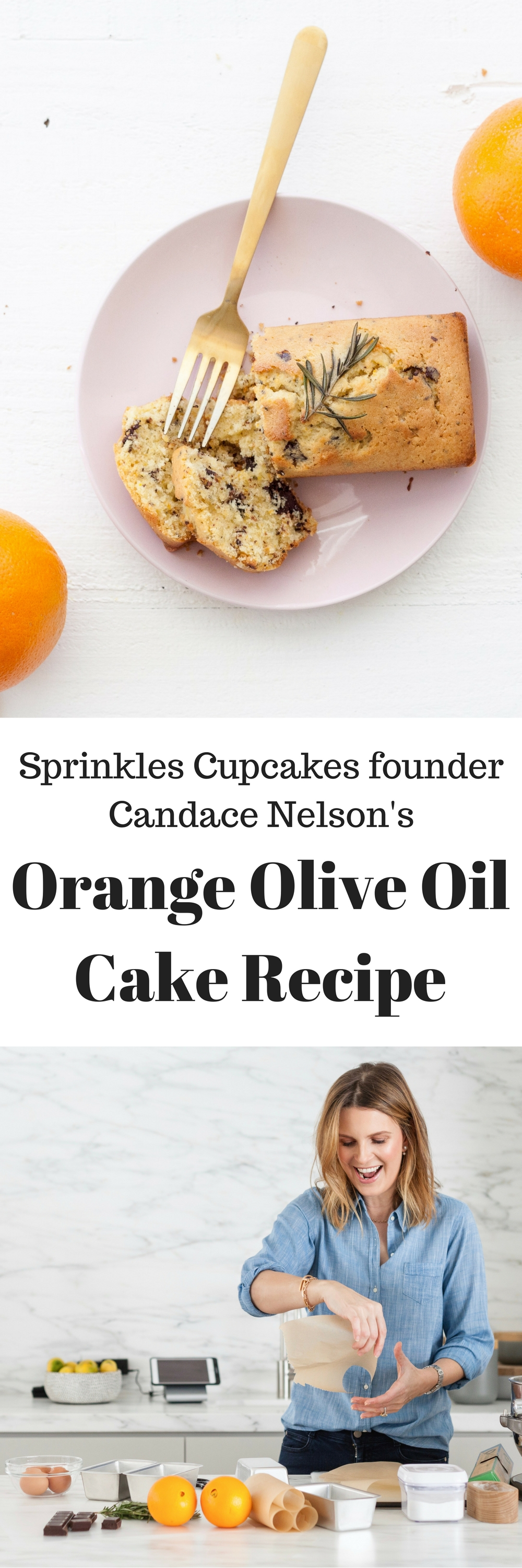 Sprinkles Cupcakes founder Candace Nelson's secret recipe for