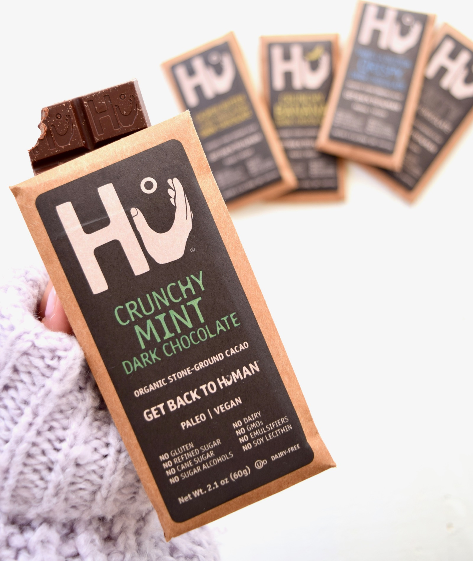 Hu Kitchen Chocolate Bar Review