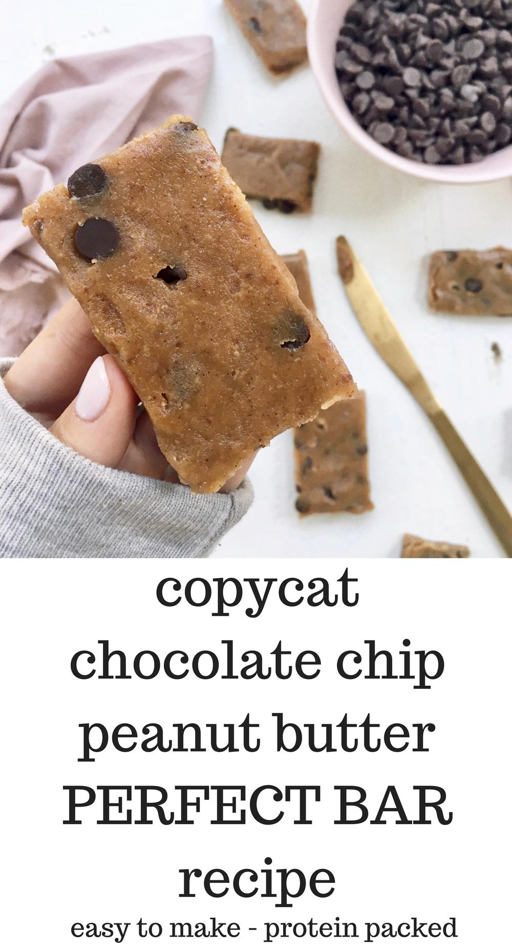 perfect bar copycat recipe
