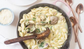The Best Clam Pasta Recipe