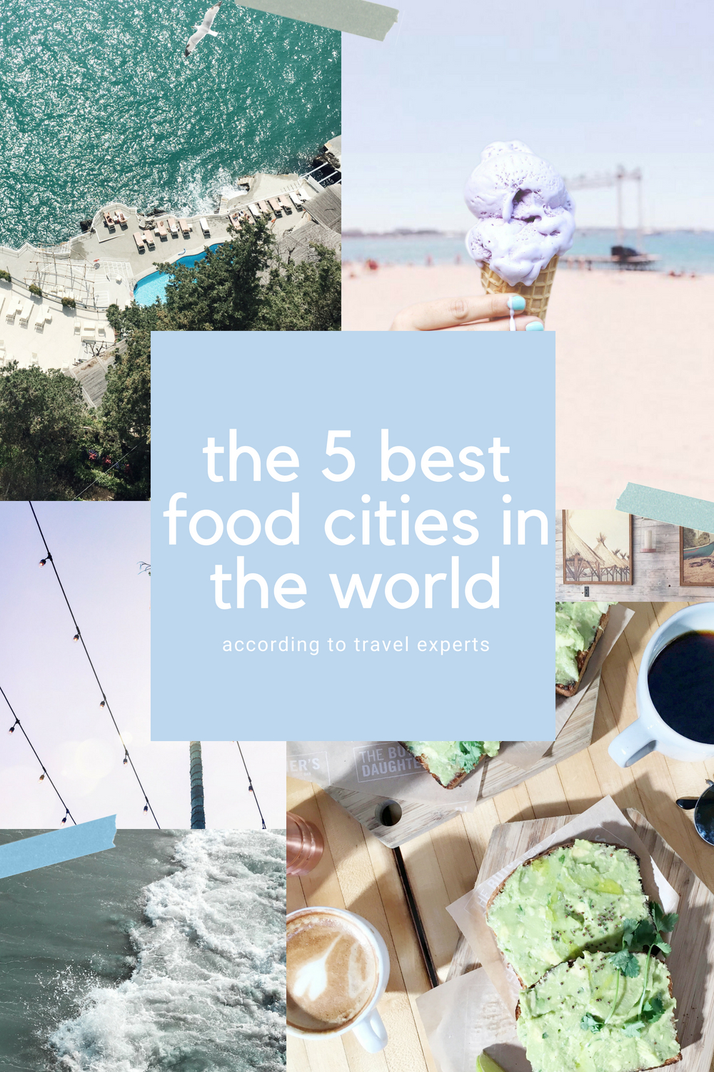 the best food cities according to travel experts