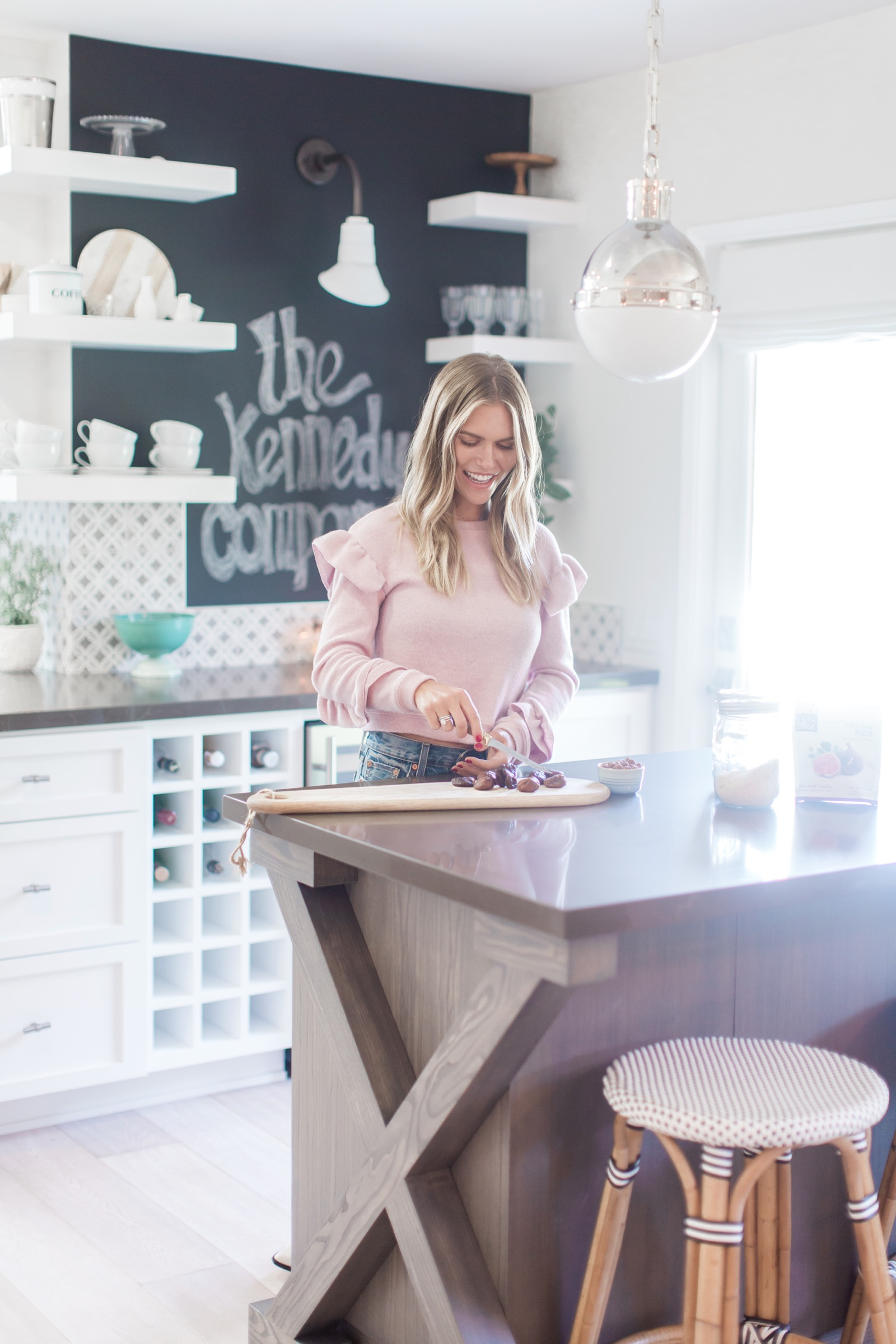 In The Kitchen wtih Lauren Scruggs Kennedy