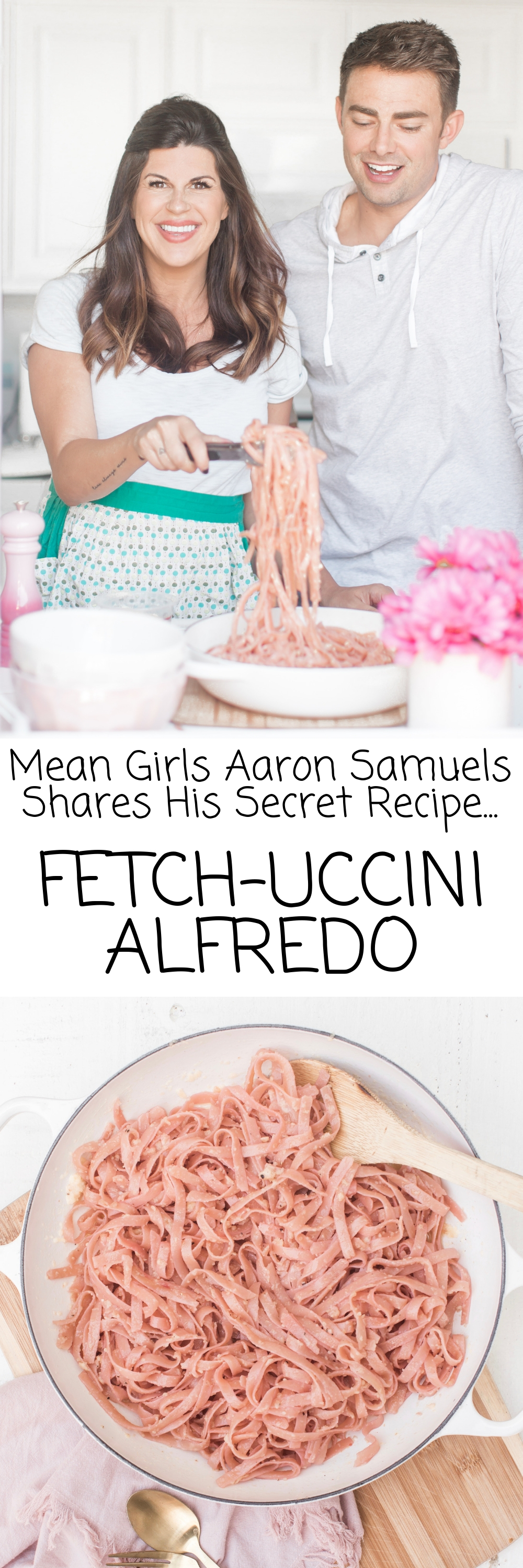 Mean Girls Aaron Samuels Shares His Secret Recipe