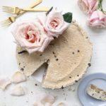 No-Bake Vegan Cookie Dough Cheesecake Recipe