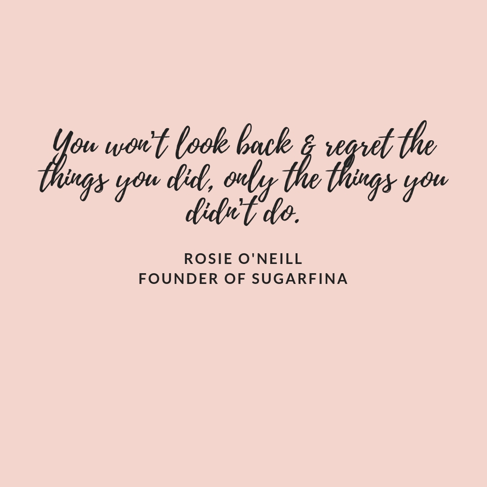 Sugarfina Interview Quote