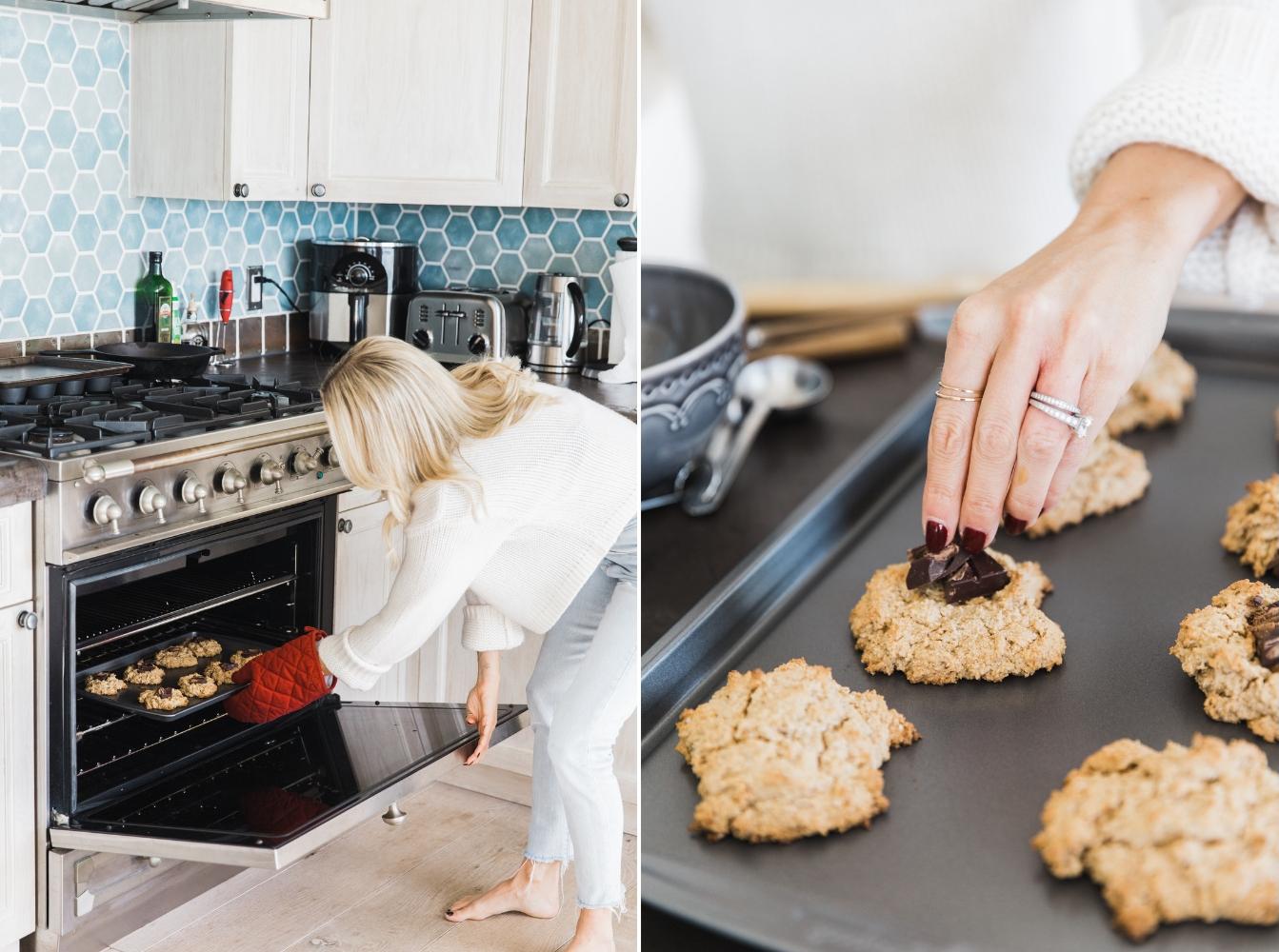 Healthy Cookies The Blonde Files