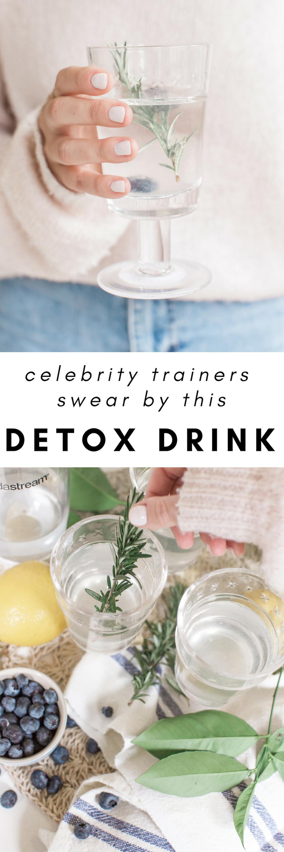 The Best Detox Drink Recipe