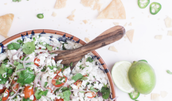 The Butcher's Daughter Coconut Ceviche