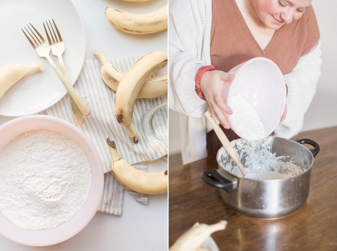 Pancakes with Average Fashion Blogger Courtney