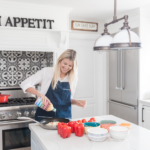 Designer Gorjana's Serbian Stuffed Peppers Recipe