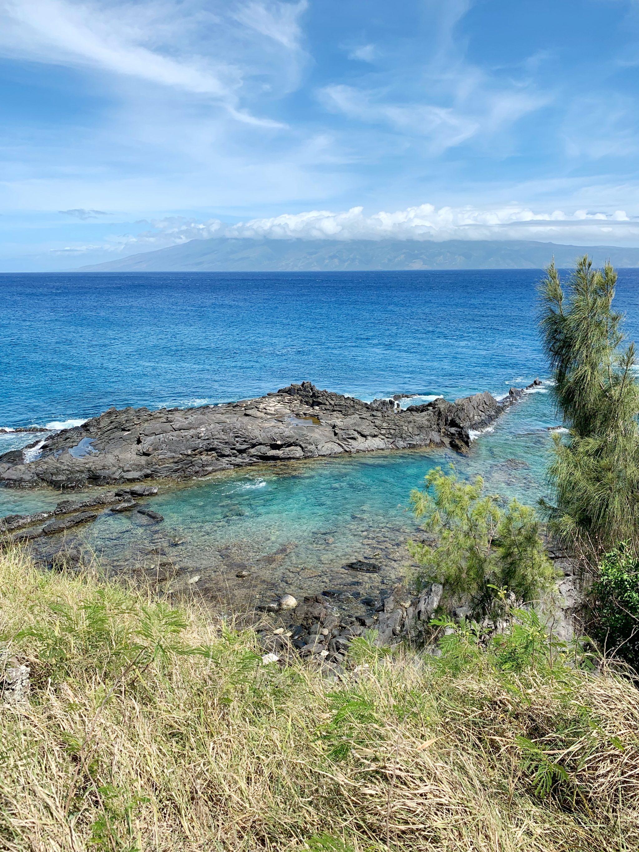 Tide Pools Maui