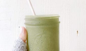 easy matcha smoothie recipe